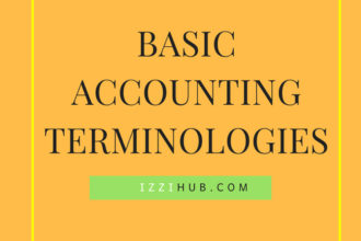 Accounting Terminologies