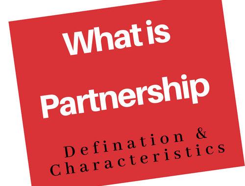 Partnership Act 1890