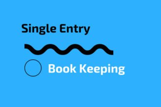 Single Entry Bookkeeping