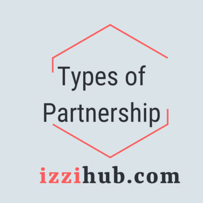 Types of Partnership