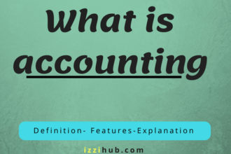 What is Accounting Equation in accounting with example and