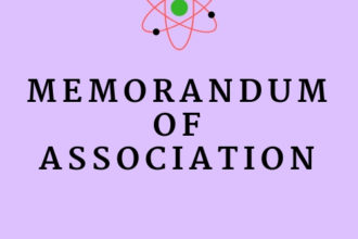 MEMORANDUM OF ASSOCIATION