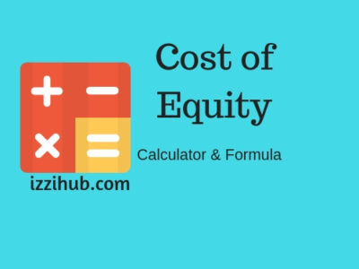 Cost of Euqity