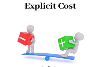 Explicit cost