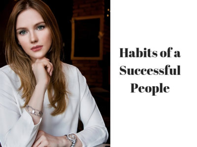 Habits of a successful people
