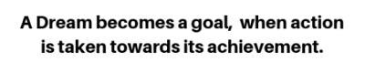 Desir to Goal