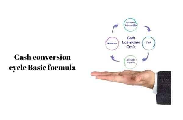 Cash conversion cycle Basic formula