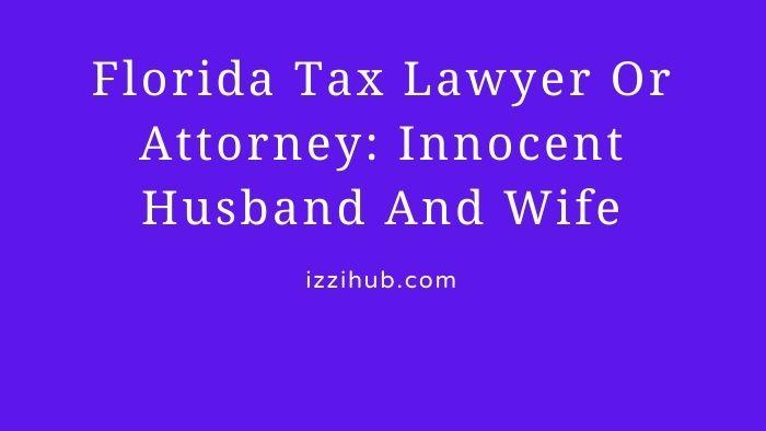 Florida Tax Lawyer