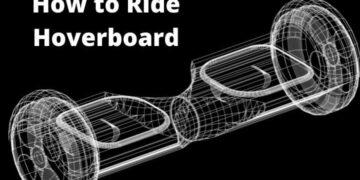 How To Ride Hoverboard