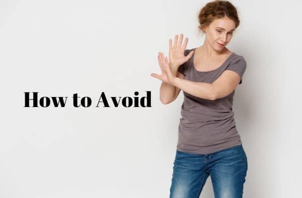 how to avoid Business Etthics